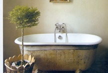 Tranquil Tubs / A love of all things french, shabby and vintage with a touch of casual elegance.