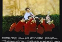 Dead Poets Society / Movie, Novel & Quotes