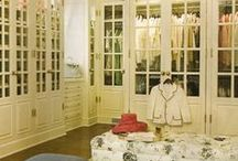 Walk in Closets/Dressing Rooms