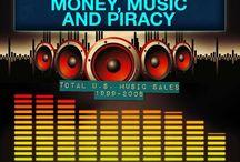 Music & Media Law VP / by Virtually Pop
