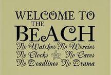 The Ocean & Beach / by Andrea Galatea