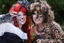 Elfia 2014 Arcen Beauty & Beast ideas / Nu al lol hebben met de voorbereiding om de beauty/beast te zijn in Arcen
