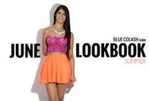 JUNE LOOKBOOK / MODA VERANO