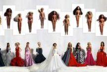 Colección: Debut / Noviembre 2012 Barbie Ooak dolls by David Bocci for Refugio Rosa.
