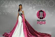 Proyecto: 2º Aniversario del Refugio Rosa