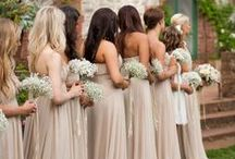 Dream Bridesmaids Dresses
