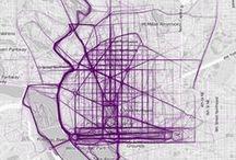 mapas / referências de representação