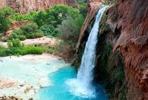 Waterfalls around the World