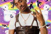 JonLi's 9th Bday: Gangsta Lisa Frank Party..