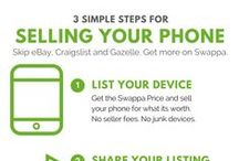 Smartphone, Smart Savings / Tips, tricks, and how-to's in order to save money on your cell phone bills and related purchases.