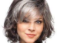 For me? / Grey hair.. Grijs haar