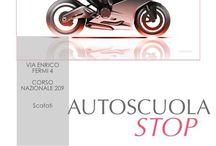 Autoscuola Stop