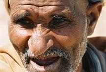 Portrait de Marocain / Des expressions tellement fortes