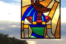 Stained glass and such / Beautiful stained glass and such