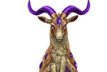 Steenbok / Capricorn / Guess I am a real capricorn...