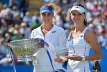 2015 Aegon International / The 2015 Aegon was the 41st edition of the event, and was classified as a WTA Premier on the 2015 WTA Tour. The event took place at the Devonshire Park Lawn Tennis Club in Eastbourne, United Kingdom from 22-27 June.