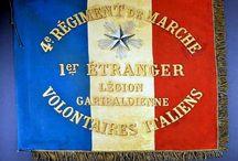 I Volontari Garibaldini delle Argonne 1914-1915 / Documentazione - Storia