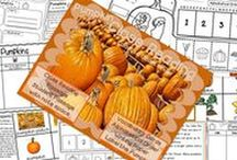 Simply OCTOBER learning & fun / Great activities and lessons as well as fun for the entire month of October. From firefighters to Halloween and everything in between we have all you need for the elementary classroom