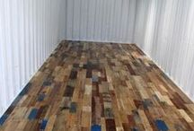 Pallets / Recycling saves the world
