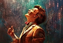"Doctor Who / ""You don't just give up. You don't just let things happen. You make a stand! You say no! You have the guts to do what's right, even when everyone else just runs away."""