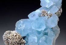 beautiful minerals, gems and stones