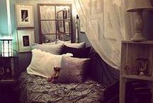 +InteriorDesign / My dream home: wood, cream and gold!