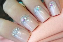 Bling . Bling . Nails . / by Jessica Sanchez