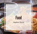 Student Hacks: Food