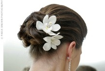 Wedding hair / Ideas for Steph's Wedding in Maui
