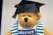 Out and about with Max the Safestore bear! / Here are some photos of Max the bear out and about on his travels around the world.