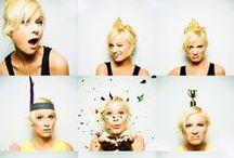 Familiar Faces / Gorgeous shots of our favorite people