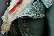 fashion of 18th century