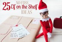 Simply Elf on Shelf goes to school / Mainly Elf in the classroom but also some ideas to use at home!