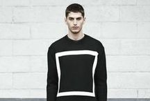 Minimalist Men Fashion / Minimalist style stole the hearts of males too. Hype!