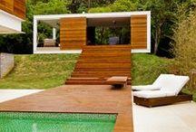 Modern / Contemporary Gardens