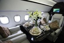 Airbus - Luxury Travel / Pictures of Airbus Private Jets with custom Configurations and Interiors