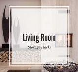 Storage hacks: the living room
