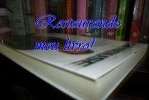 Encadernar e restaurar livros