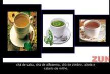 ervas/ Herbal Medicine  / chás  /sumos/batidos/
