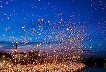 Festivals Around The World / Colourful and magical Festivals to visit around the world.