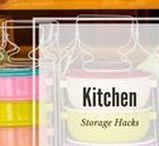 Storage hacks: the kitchen