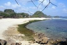Tamban Beach and Goa Cina Beach