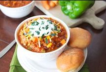 SSU Main Dishes / Healthy and tasty dishes the whole family will love!