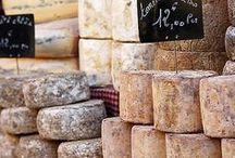 Queso / Quesos del mundo que encontramos por Pinterest #queso #comprar queso