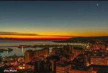 DENIA ALICANTE / Denia Fotos Colin Waylett Sunrises around Denia, a Spanish mediterranean costal town. Amaneceres  cerca Denia. Un cuidad en la costa del Mediterranio