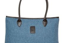 Spring Offer Bags / Step into Spring with a bright bold Harris Tweed Glenalmond Bag