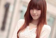 【Ulzzang ・China-cute 】 / hym/ kim na hee/