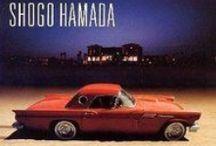 『Shogo Hamada / (浜田省吾)』 / 「on the road /「悲しみが雪のように」