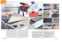 Press review / Rassegna stampa / A collection of articles and news about Montolit Tiling Tools published by industry media / Una collezione di articoli ed inserzioni sulle attrezzature professionali per piastrellista Montolit pubblicati dai media di settore