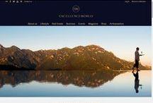 .luxury websites